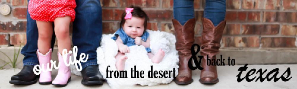 Beyond the Desert